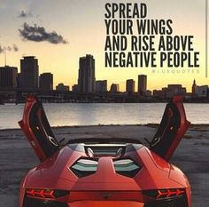 Spread your wings and rise above negative people Puerto Rico, Nevada, Cali, Manhattan, Las Vegas, Good Quotes For Instagram, Boss Babe Quotes, Bitch Quotes, Secret To Success