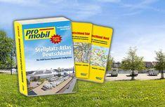 Stellplatz-Atlas 2018 Camper, Baseball Cards, Sports, Books, Autos, Holiday Destinations, Baltic Sea, Germany, Viajes