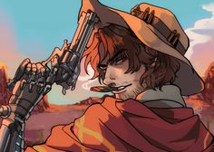 The name is McCree