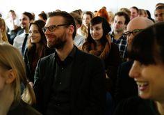 Auch das Studienberatungsteam und die Berliner Professorinnen und Professoren sind dabei.