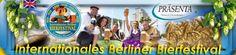 Noch 2 Tage, dann fließt wieder das beliebteste Getränk der Deutschen in Strömen auf dem 16. Internationalen Berliner Bierfestival an der Karl-Marx-Allee in Berlin-Mitte. Zwischen Strausberger Platz und Frankfurter Tor werden auf 2,2 km rund 300 Brauereien aus 86 Ländern mit 2.000 Bierspezialitäten erwartet.