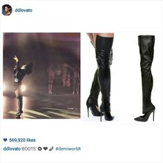 @ddlovato has her Krash boots do you?  Get them 25% off with code: boots25 until Sunday!    #JaeLuxeShoetique #shop #lustforlife #shoetique #boutiqiue #sale #tuesday #fashionista #fashionbombdaily #fashionblog #fashionblogger #demilovato #aboutalook #getthelook