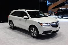 2016 Acura MDX Release
