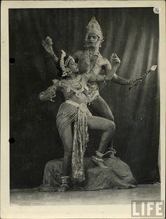 Indian Dance Vintage Photos - Part 1 - Old Indian Photos