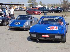 Wayne Baker Racing provides vintage Porsche race support, transport and mentoring.   Call Wayne Baker for more information (619) 743-1356 or e-mail waynebaker@earthlink.net
