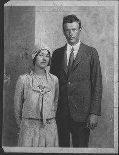May 20, 1929: Charles Lindbergh marries Anne, daughter of Dwight W. Morrow, U. S. Ambassador to Mexico and author of an influential report on American aviation.