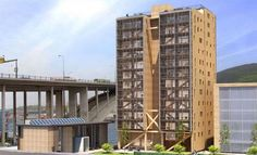 How concrete & steel elements are replaced with engineered wood for high-rise buildings: http://www.quantity-takeoff.com/how-concrete-and-steel-elements-are-replaced-with-engineered-wood.html
