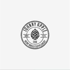 A vintage looking logo for a hemp-based supplement product. by EAGLYPH
