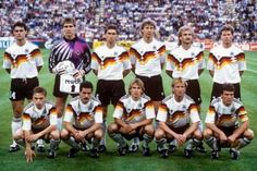 1. 1990 Germany Home - The 50 Best Soccer Kits of All Time | Complex UK