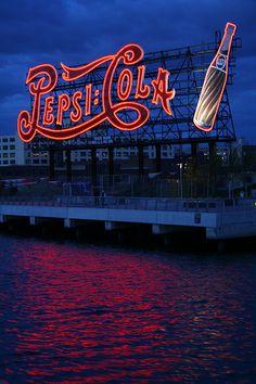 Vintage Pepsi Sign | Flickr - Photo Sharing!