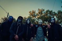 "Hollywood Undead Release ""Renegade"" Music Video"