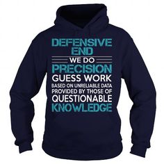 Awesome Tee For Defensive End T Shirts, Hoodies, Sweatshirts