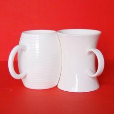 Interlocking mugs by Billy Lloyd for The Conran Shop