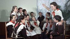 Фотографии 1950-х из журнала «Огонёк» / Назад в СССР / Back in USSR