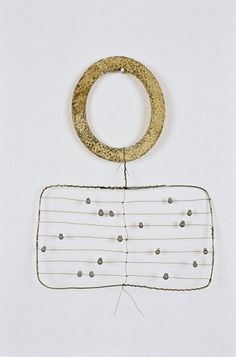 Mari Andrews - not sure if this is a necklace or not, doesn't matter