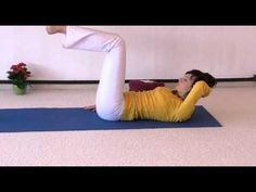 Yoga für den Rücken - Yogastunde 47 Minuten für alle mit Vorkenntnissen