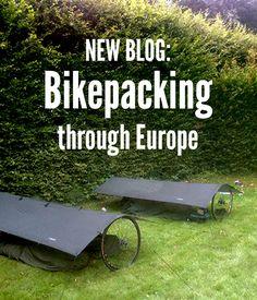 Bikepacking through Europe Hammocks, News Blog, The Help, Europe, Military, Bike, Adventure, People, Summer