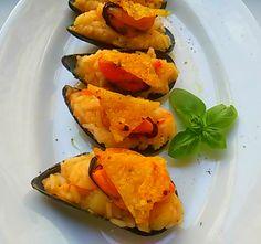 Cozze patate e riso finger food Un classico della cucina Salentina rivisitata con tradizione e innovazione