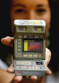 """"""" #Space The Final Frontier"""" Star Trek tricorder is one step closer to reality - live long and prosper! LikeIT ShareIT"""