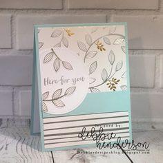 Debbie's Designs: Spring Time Foil Designer Paper Coming Soon!