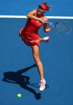 Maria Sharapova Photos: 2015 Australian Open - Day 7
