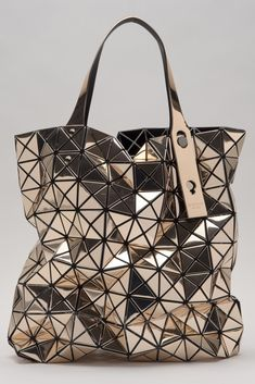 Bilbao, a bag from the Bao Bao collection by Issey Miyake.