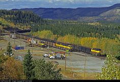 RailPictures.Net Photo: ARR 4009 Alaska Railroad EMD SD70MAC at Healy, Alaska by Frank Keller