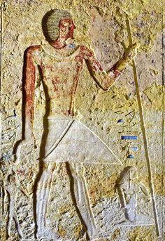 Mastaba of Niankhnefertem, VIth dynasty © OSIRISNET.NET