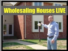 Wholesaling Real Estate Step By Step | How To Wholesale Real Estate - http://adelaiderealestateagents.org/real-estate-videos/wholesaling-real-estate-step-by-step-how-to-wholesale-real-estate/
