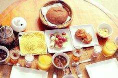 Moroccan breakfast #breakfast #riadbreakfast #riadadore