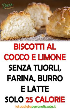 Gluten Free Recipes, Healthy Recipes, Kinds Of Desserts, Italy Food, Antipasto, Biscotti, Finger Foods, Latte, Food And Drink