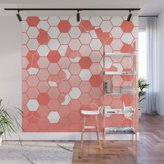 Who Is Lying To Us About Home Decor Trends 2019 Revealed 20 - nyamanhome Latest Bathroom Designs, Sophisticated Bedroom, Faux Walls, Removable Wall Murals, Live Coral, Mural Wall Art, Color Of The Year, Color Trends, Design Trends