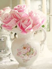 Roses from my magazine The Feminine Home