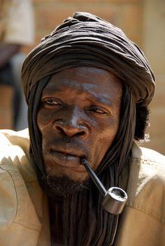 Medicine Man Djenne Market — Fotopedia