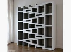 Storage Unit Shelves Design Idea Id808 - Modern Storage Unit Designs - Furniture Designs - Product Design