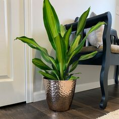 Misco 3 Pack 10 Inch Round Metallic Hammered Plastic Flower Pot Garden Planter, Copper – Patio, Lawn, and Garden – Home