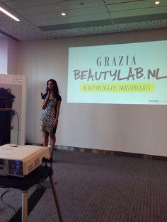 Serena Verbon van Beauty Lab #GraziaBBMC