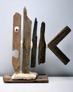 Noordwijk Drift Wood Fish made at Dijkstijl.com