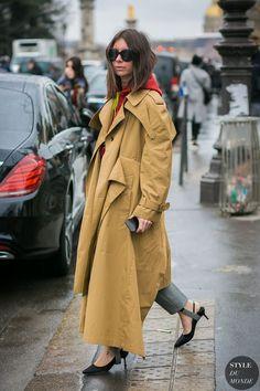 Natasha Goldenberg by STYLEDUMONDE Street Style Fashion Photography