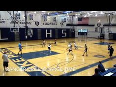 LP Girls Basketball- Defensive Drills - YouTube