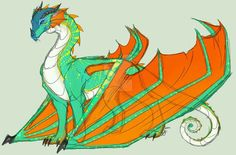 Glory from Wings of Fire