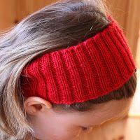 rett og vrang: Calorimetry headband - pannebånd i vendestrikk Knitted Hats, Knitting, Fashion, Tejidos, Moda, Tricot, Cast On Knitting, Fasion, Knitting And Crocheting