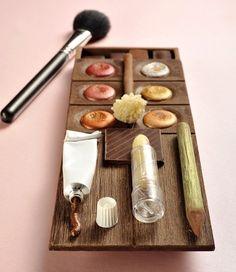Palette Gourmande de Christophe Roussel / food design - design culinaire