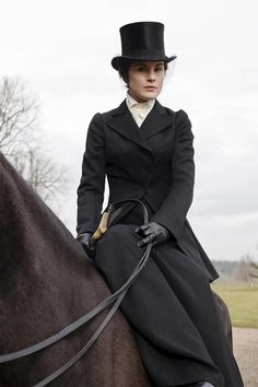 Michelle Dockery as Lady Mary Crawley, Downton Abbey