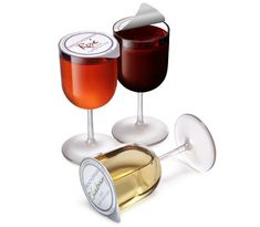 Where can I find these bad boys at! Single-Serving Wine Glass is a Perfect Picnic or Party Ware Wine Packaging, Packaging Design, Product Packaging, Wine Drinks, Alcoholic Drinks, Cocktails, Beverages, Fancy Drinks, Drink Beer