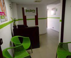 Conoce la Recepcion de nuestro nuevo centro Depilarte en Valencia El Socorro