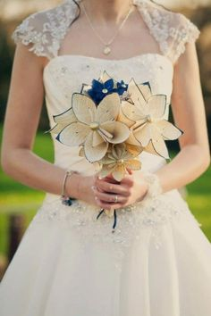 31 Awesome Origami Wedding Inspirational Ideas