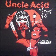UNCLE ACID物入荷 前回も瞬殺で無くなった人気商品ですのでお早めにもうすでに数枚のシャツが売れています by hayatokawabata