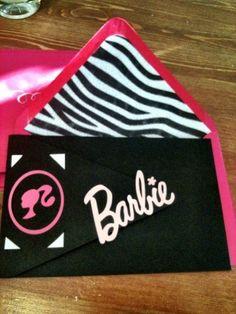 Barbie Bridal Shower