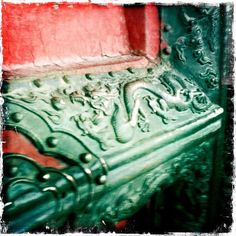 Dragon detail at Forbidden City, Beijing, China #photography  - @garfy55 | Webstagram